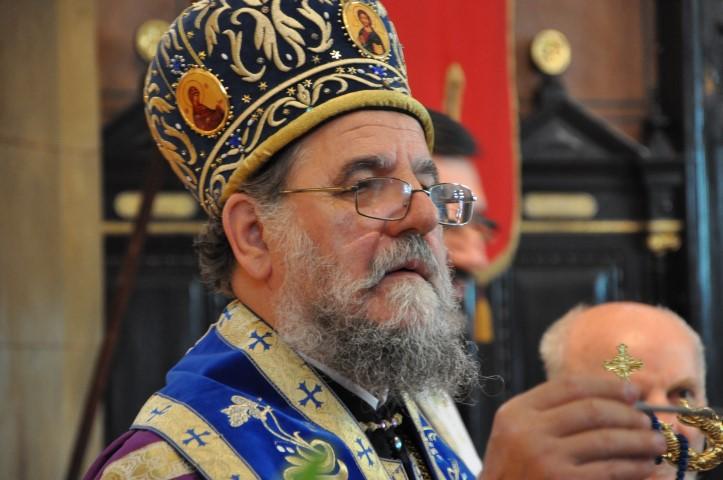 Његово Преосвештенство Епископ сремски Г.Г.Василије, Шишатовац