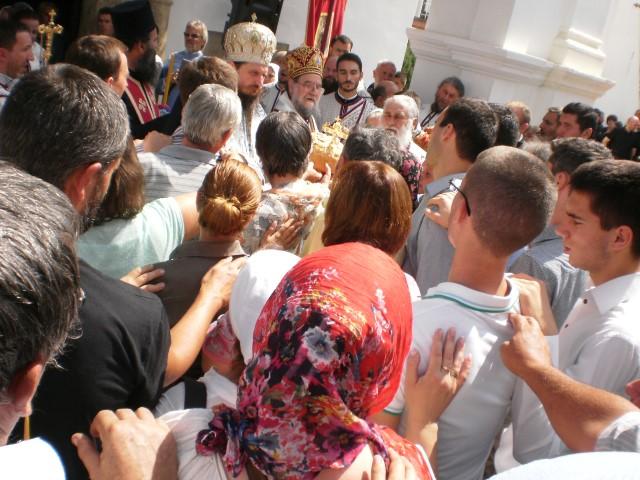 Преподобна мати Ангелина Српска прослављена у Крушедолу