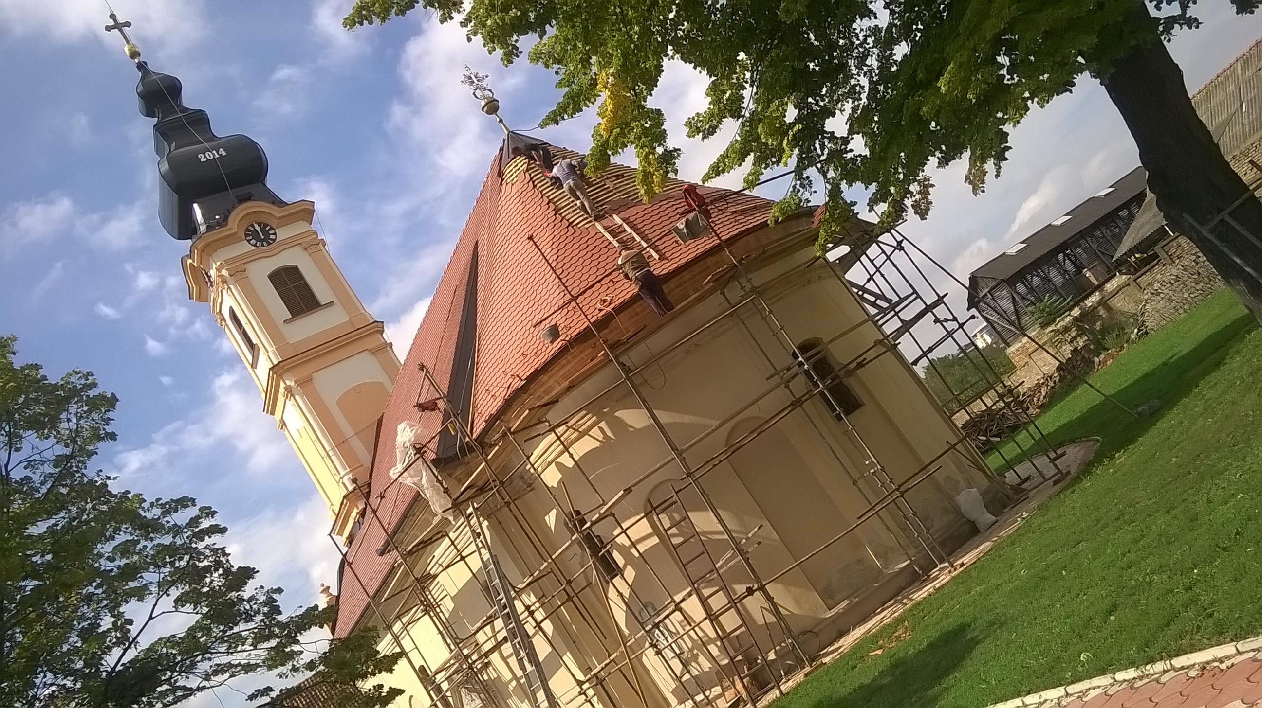 Црква Светог Оца Николаја у Руми