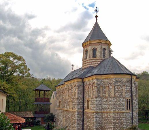 Мати Рафаила, игуманија манастира Мала Ремета