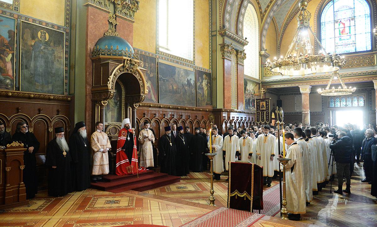 Сремски Карловци: Сећање на митрополита Антонија Храповицког