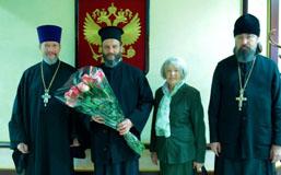 Архиепископ охридски Јован допутовао у Русију