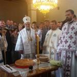 Спасовдан – освећење обновљеног храма у Белегишу