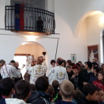 Освећен новосаздани храм и парохијски дом у Кукујевцима