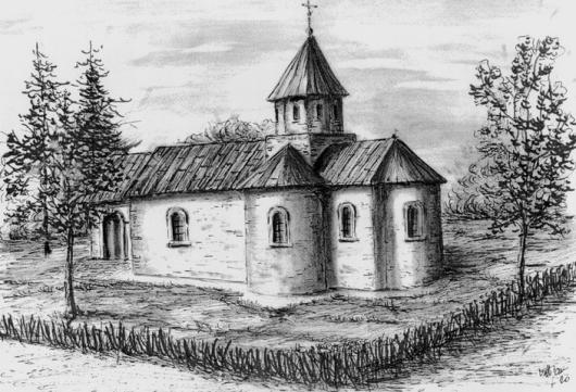 graf manastir rakovac