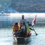 Пливање за Часни Крст у Сотском језеру