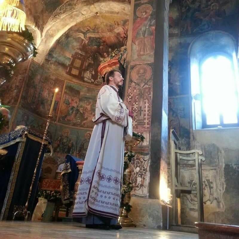 Најава: Архијерејска литургија и парастос у Новим Бановцима