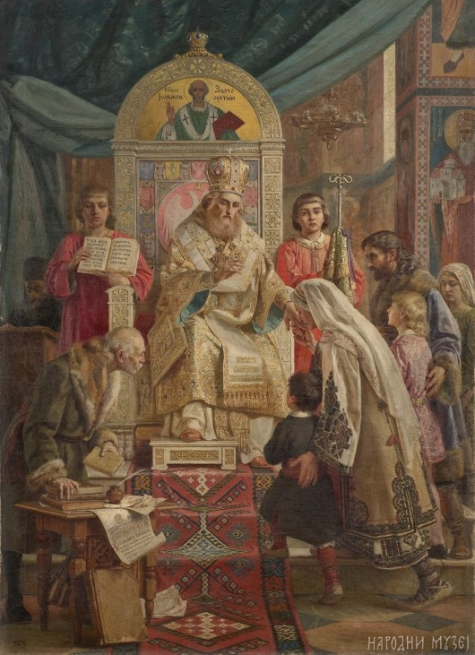 sveti-sava_blagosilja-srpcad_uros-predic