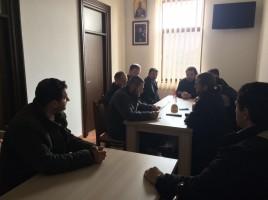Радни састанак вероучитеља шидског намесништва