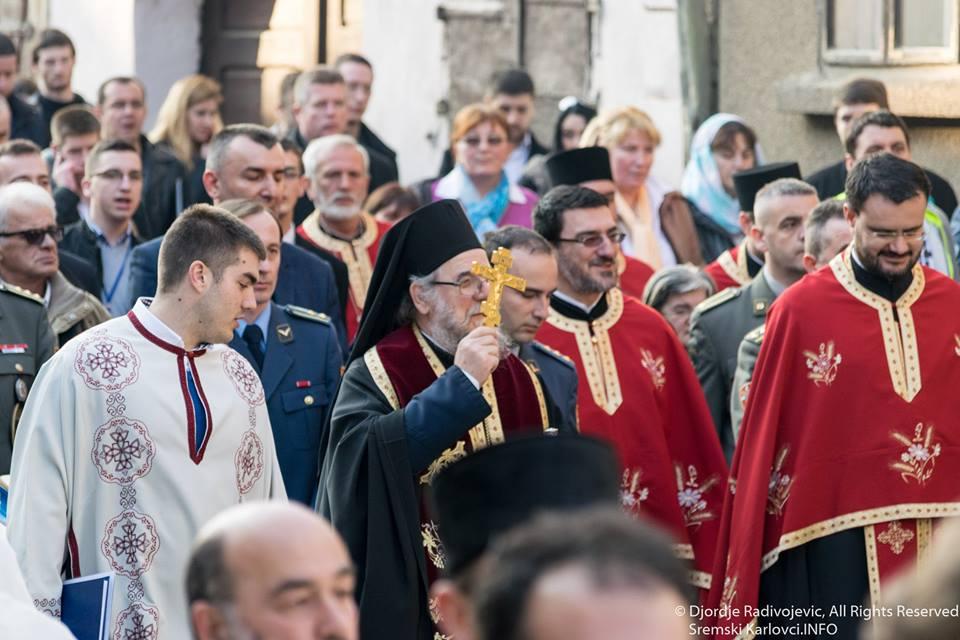 Најава: Исповест свештенства Епархије сремске