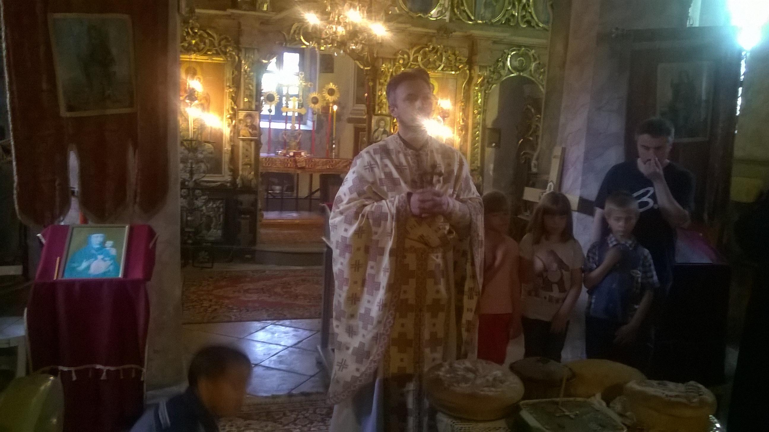 Oтац Атанасије Гатало, о посту и Теодоровој суботи, аудио запис