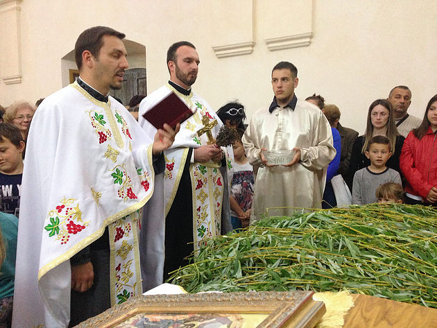 Лазарева субота у Угриновцима