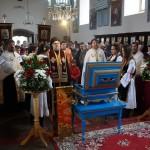 Света Мајка Ангелина поново у свом Беркасову