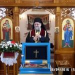 Ходочашће Преподобне Мајке Ангелине: Гибарац и манастир Привина Глава