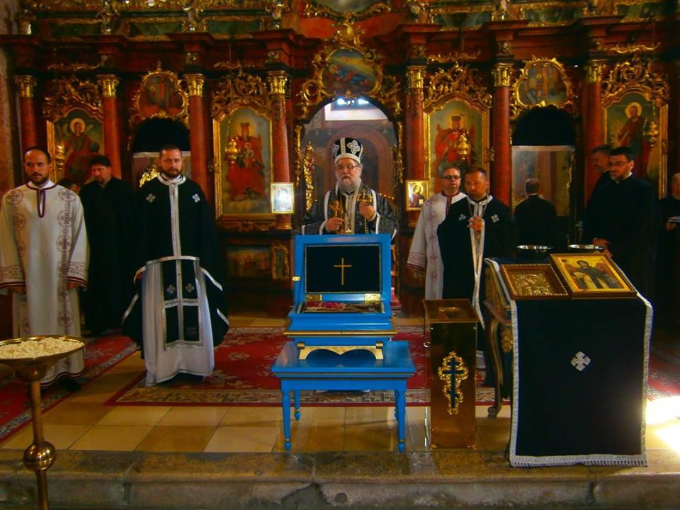 Јелеосвећење и исповест свештенства сремскомитровачког намесништва