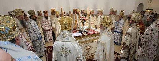 Освећена обновљена здања Призренске богословије