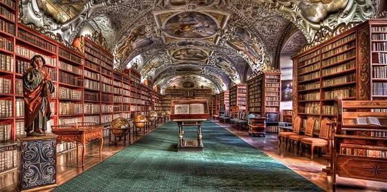 """Чувајмо језик: порекло речи """"библиотека"""""""