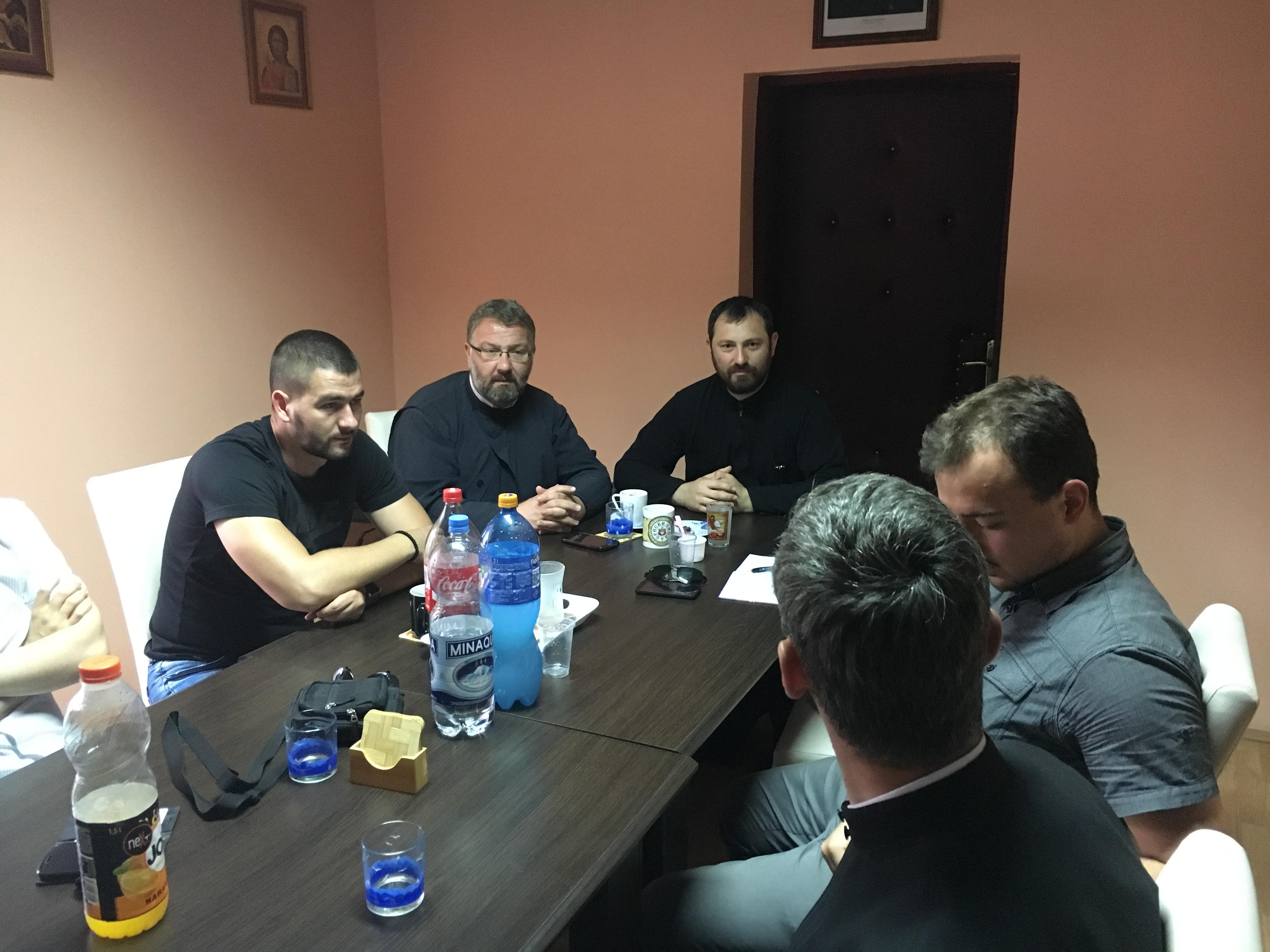 """Одржан састанак сарадника Радија """"Српски Сион"""""""