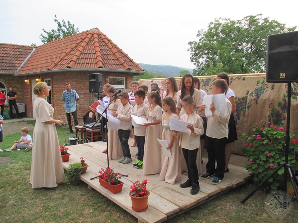 Koнцерт духовне музике у Врднику
