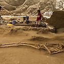 У Израелу пронађено прво филистејско гробље