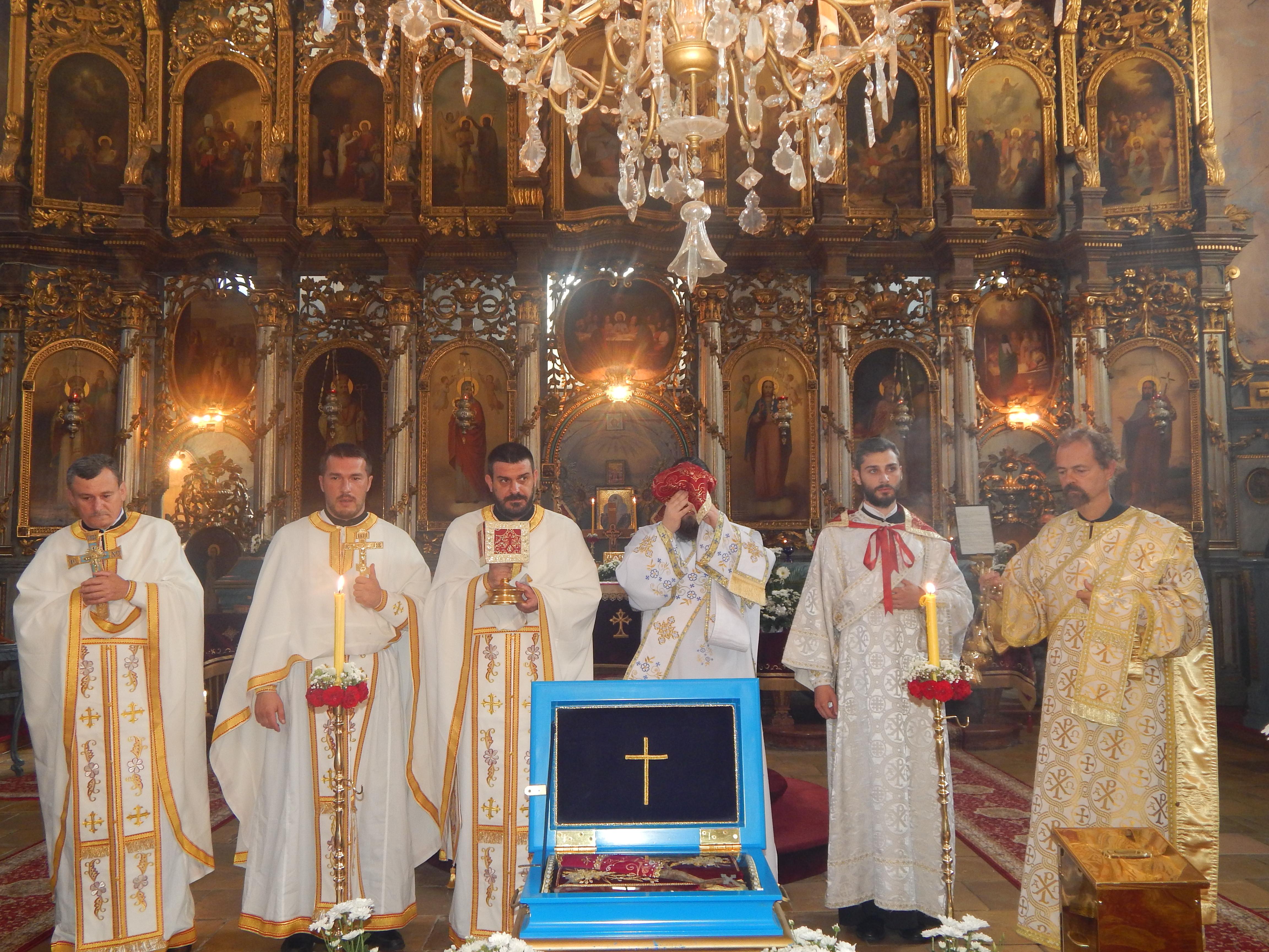 Дочек и боравак Свете Ангелине у манастиру Сремска Раваница у Врднику