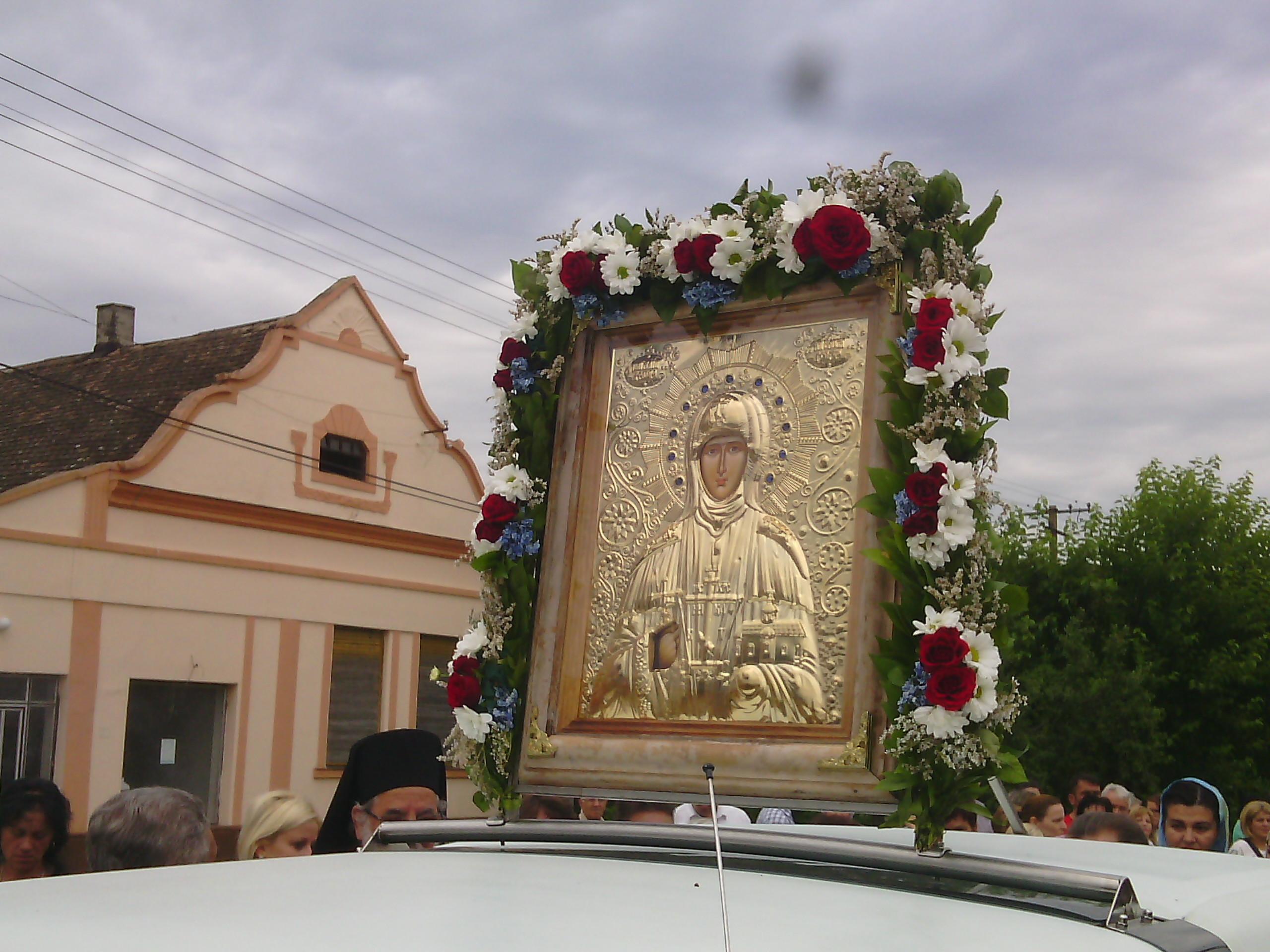 Дочек Светих моштију у Бешки
