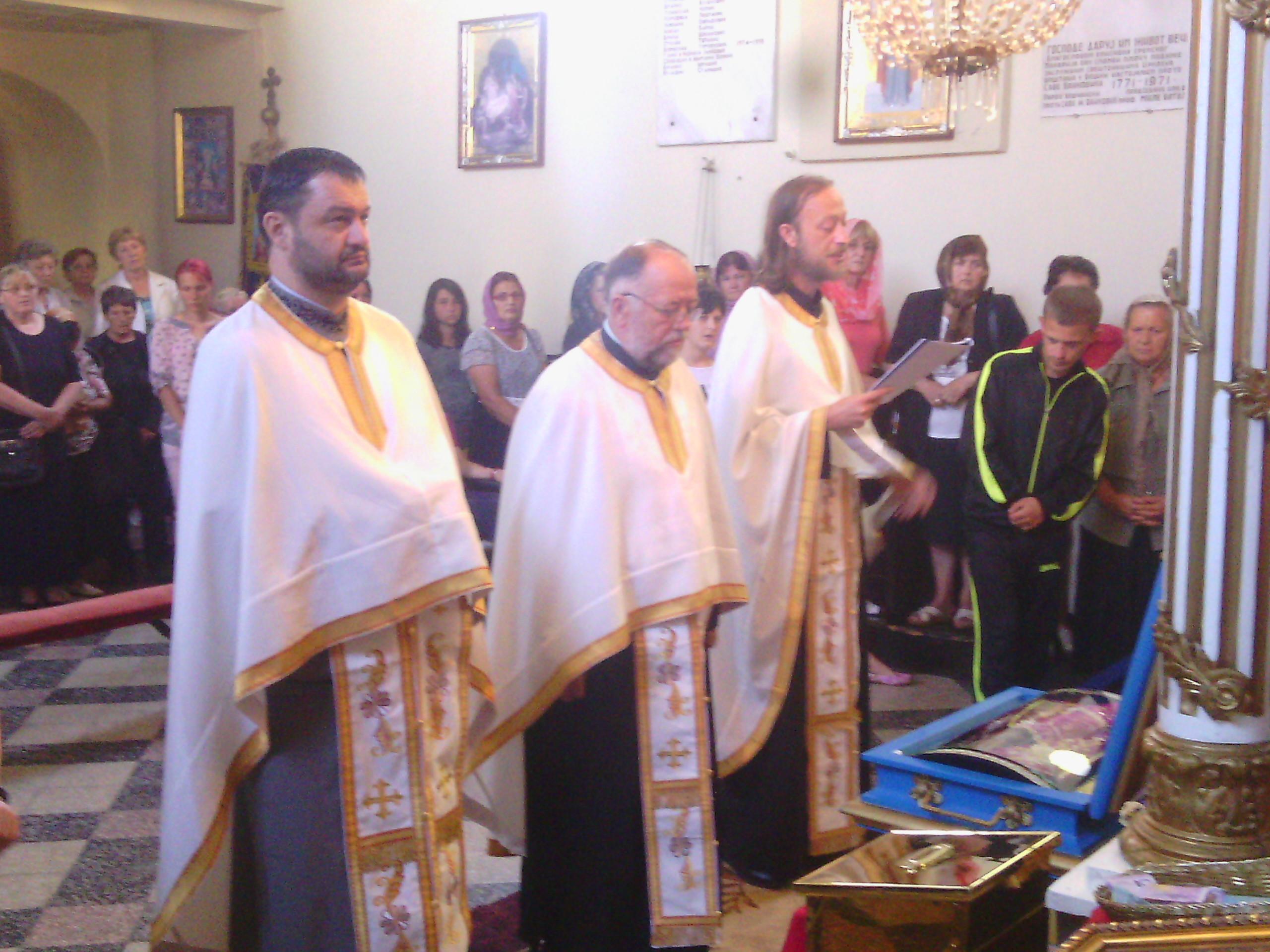 Бешка на дан Светог Јована Крститеља