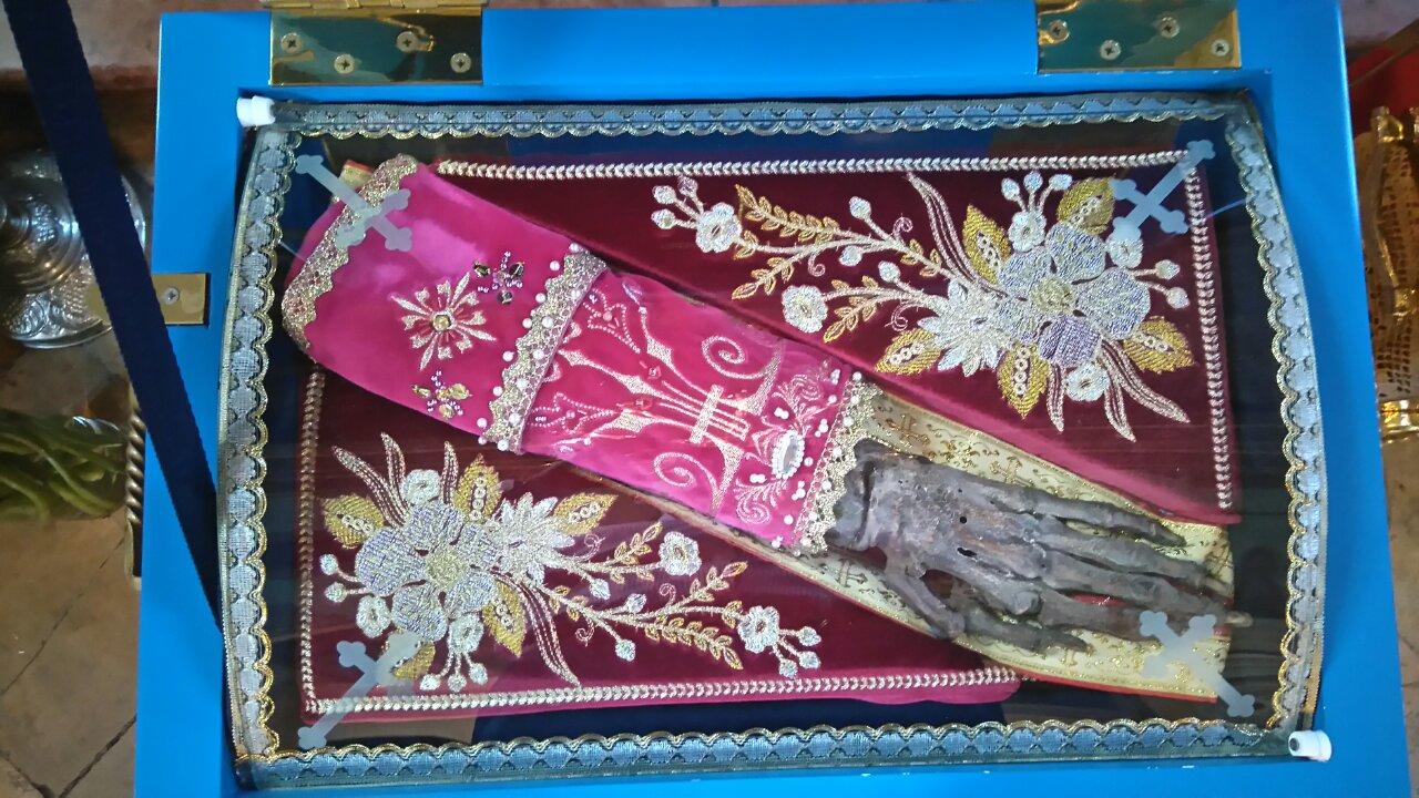 Ходочашће моштију мајке Ангелине у Руми од 18. до 24. јула