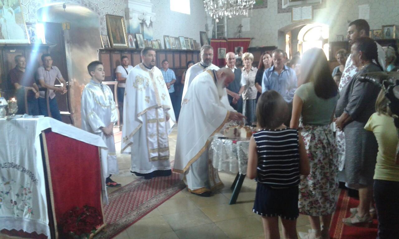 Храмовна слава у Буђановцима