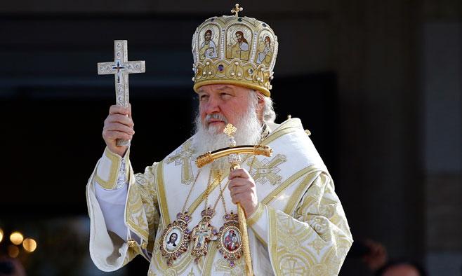 Патријарх Кирил: поздрав учесницима Међупарламентарне скупштине Православља