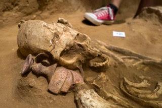 Откривено филистејско гробље: Голијат је заиста био див