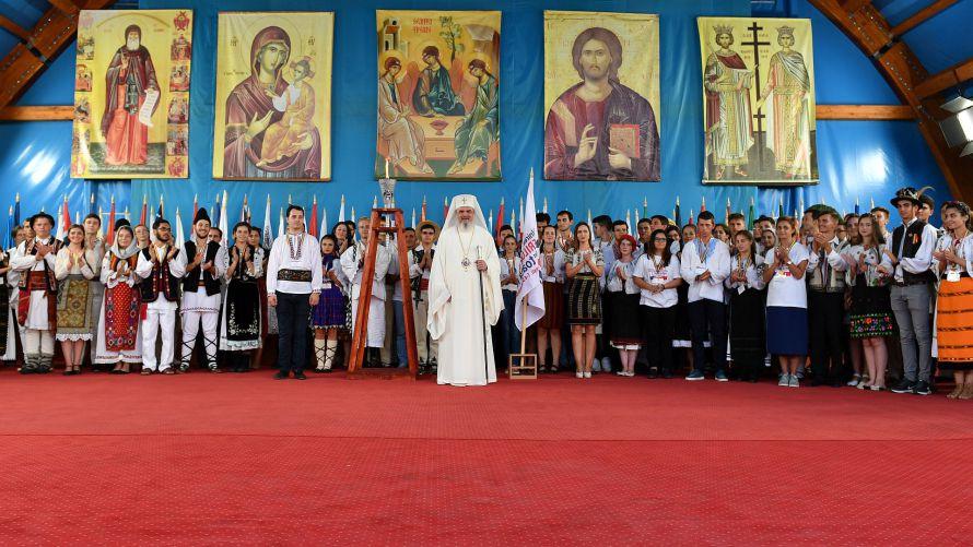Међународни сусрет православне омладине у Букурешту