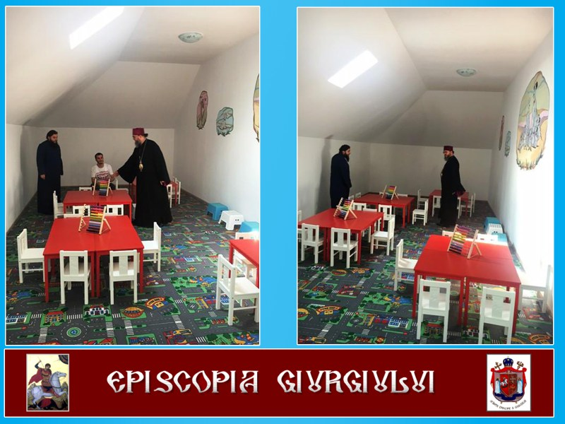 Православни вртић отворен у Ђурђиу