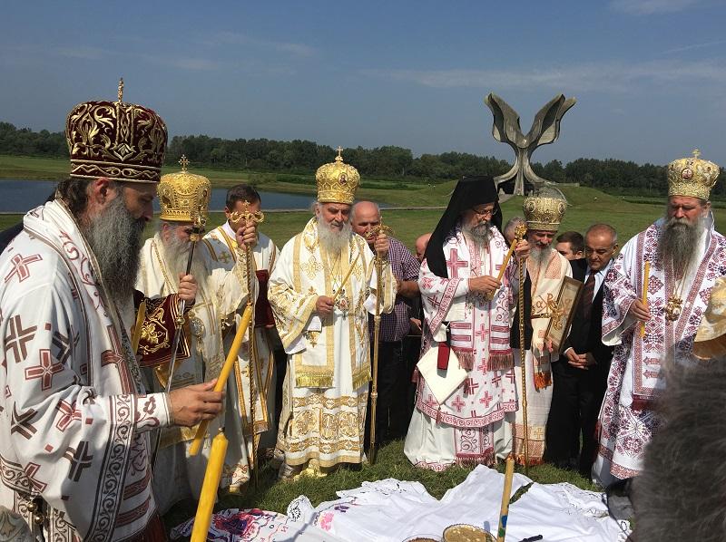 У славу и част Новомученика јесеновачких