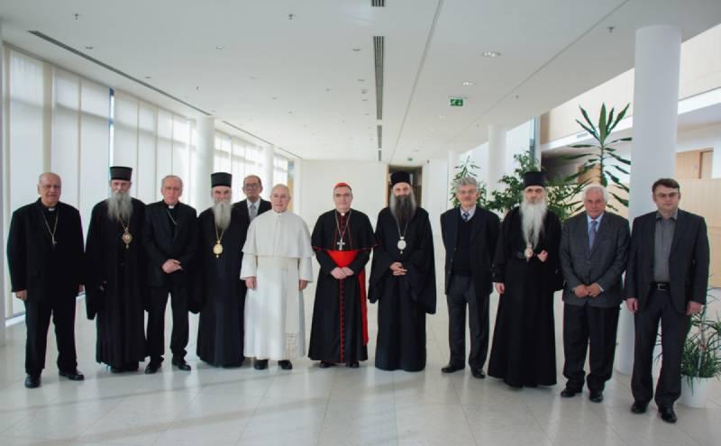 Саопштење за јавност Мешовите комисије Хрватске бискупске конференције и Српске Православне Цркве
