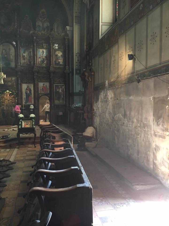 Почела обнова румског Саборног храма Силаска Св. Духа на апостоле – Грчке цркве