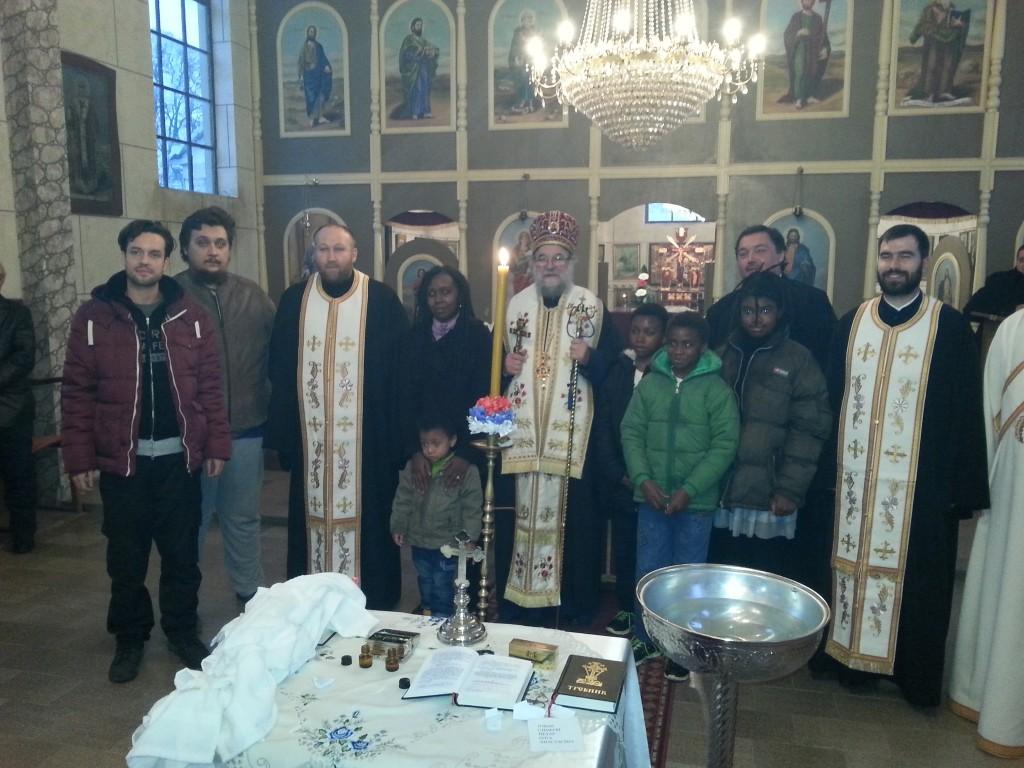 Ви који се у Христа крстисте у Христа се обукосте
