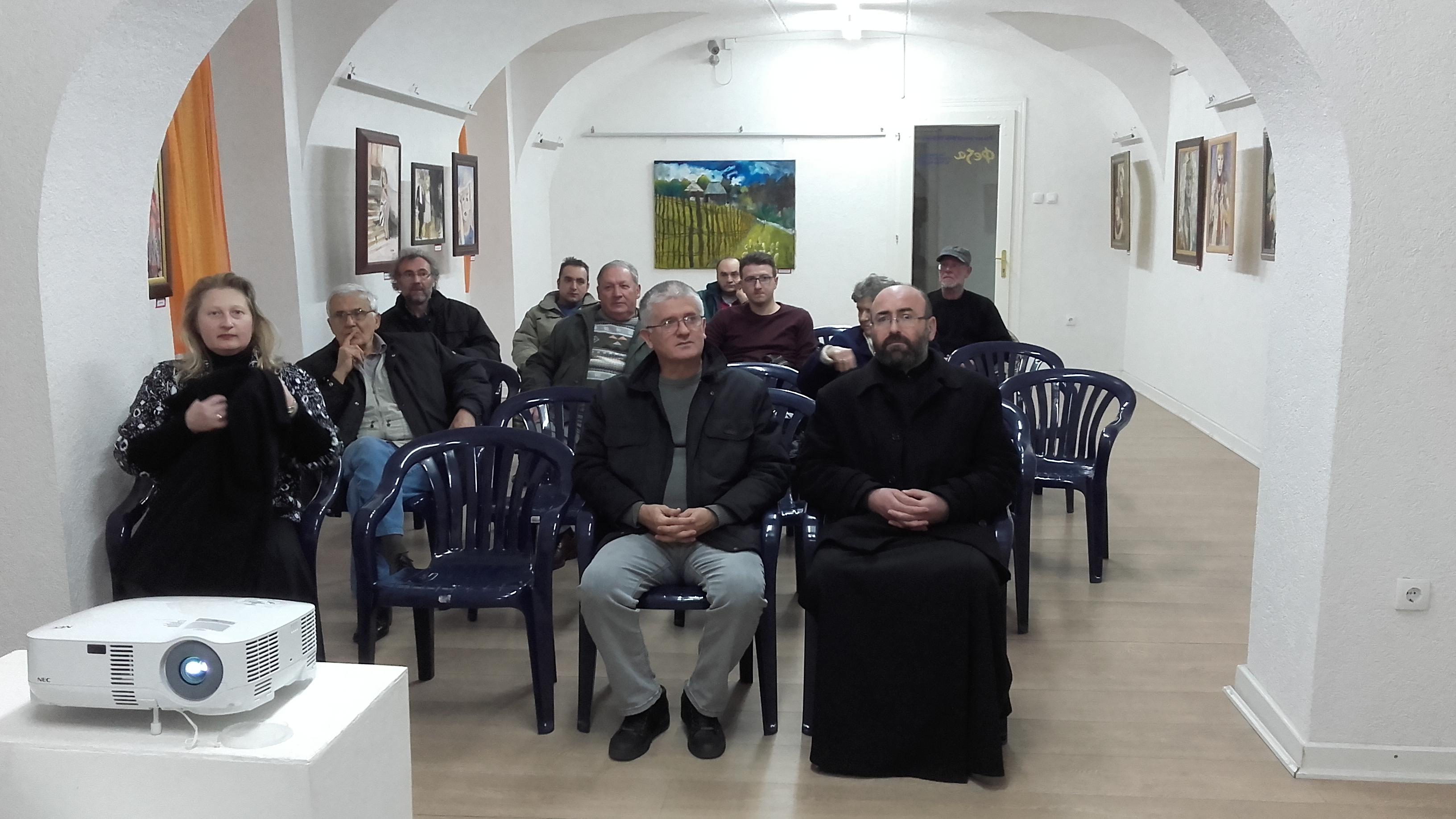 Одржана пројекција филма Србија у Великом рату у Завичајном музеју Рума