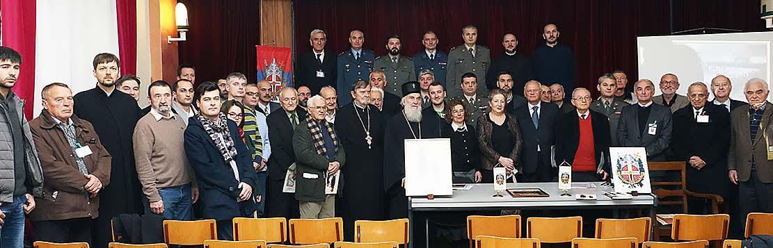 Улога свештеника у ратним временима
