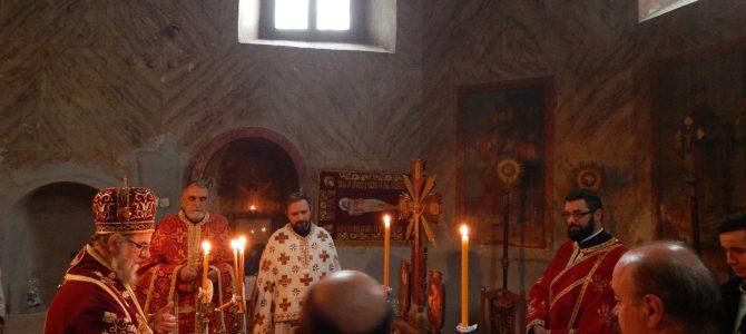 Света архијерејска литургија у Сусеку