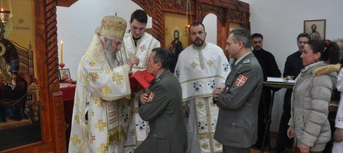 Епископ војни Јован: Обнова духовних вредности којима се српски војник водио кроз славну историју