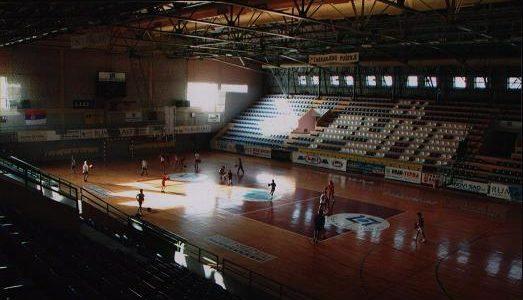Најава утакмица у Спортском центру Рума