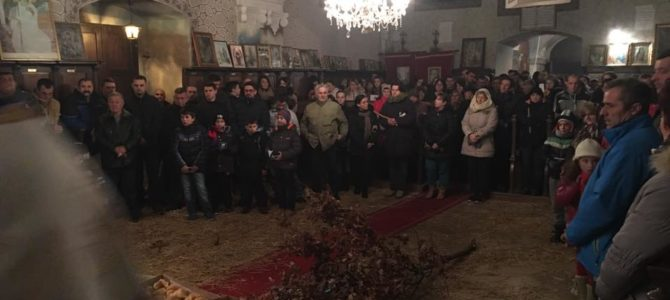 Прослављени Божићни празници у Буђановцима