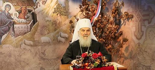 Пaтриjарх српски Иринеј: На почетку Нове године усмеримо свој живот онако како Господ жели!