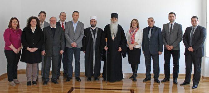 Комисија Владе Републике Србије за верску наставу