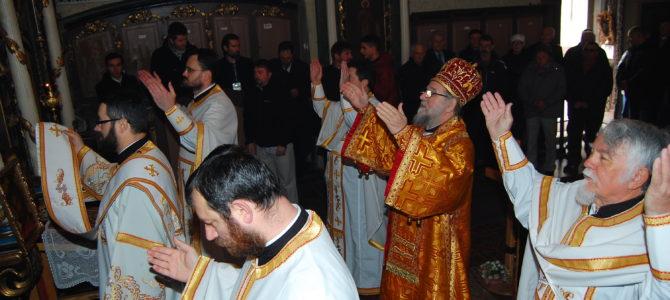 Света архијерејска Литургија у Платичеву