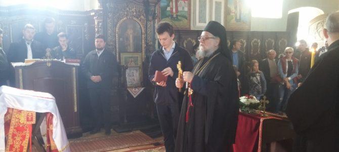 Света Архијерејска литургија у Брестачу