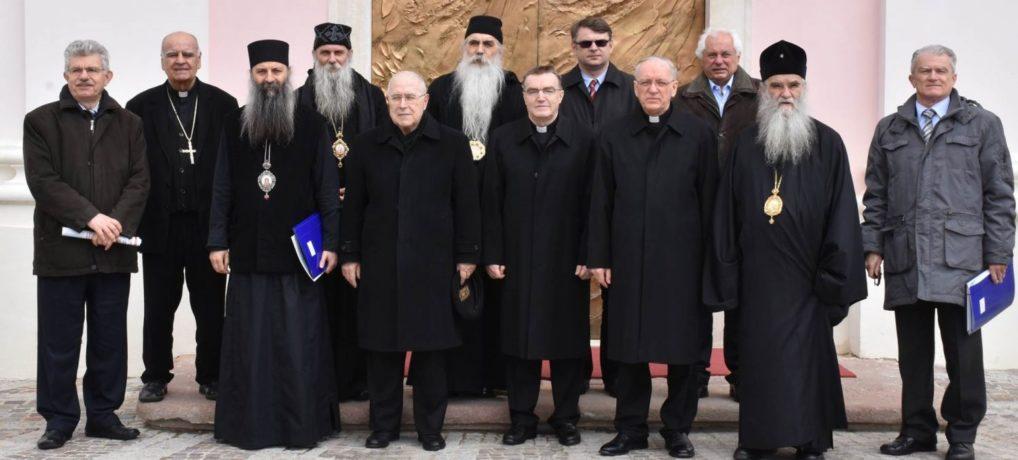 Саопштење са састанка Мешовите комисије Хрватске бискупске конференције и Српске Православне Цркве