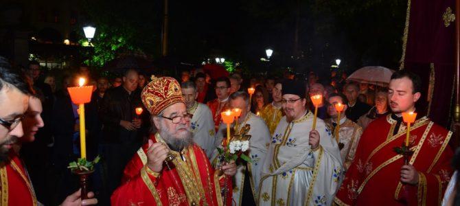 Пасхални дани у Саборној цркви у Сремским Карловцима