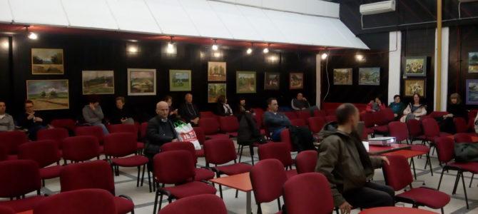 Одржана пројекција филма Неруда у КЦ-у Рума